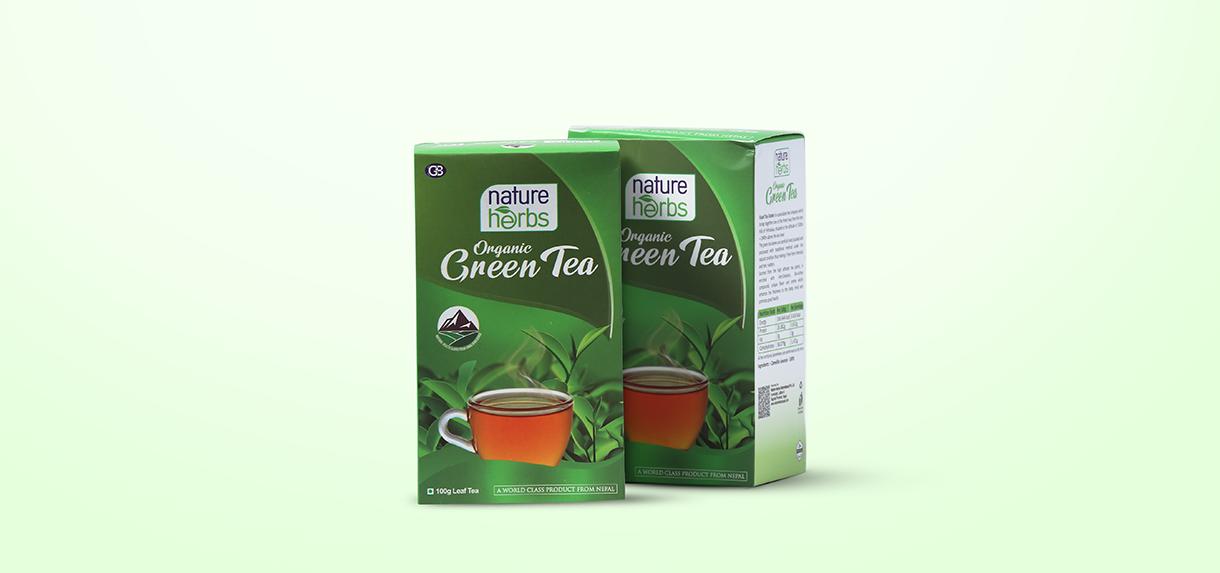 Organic Leaf Tea(100 grams)