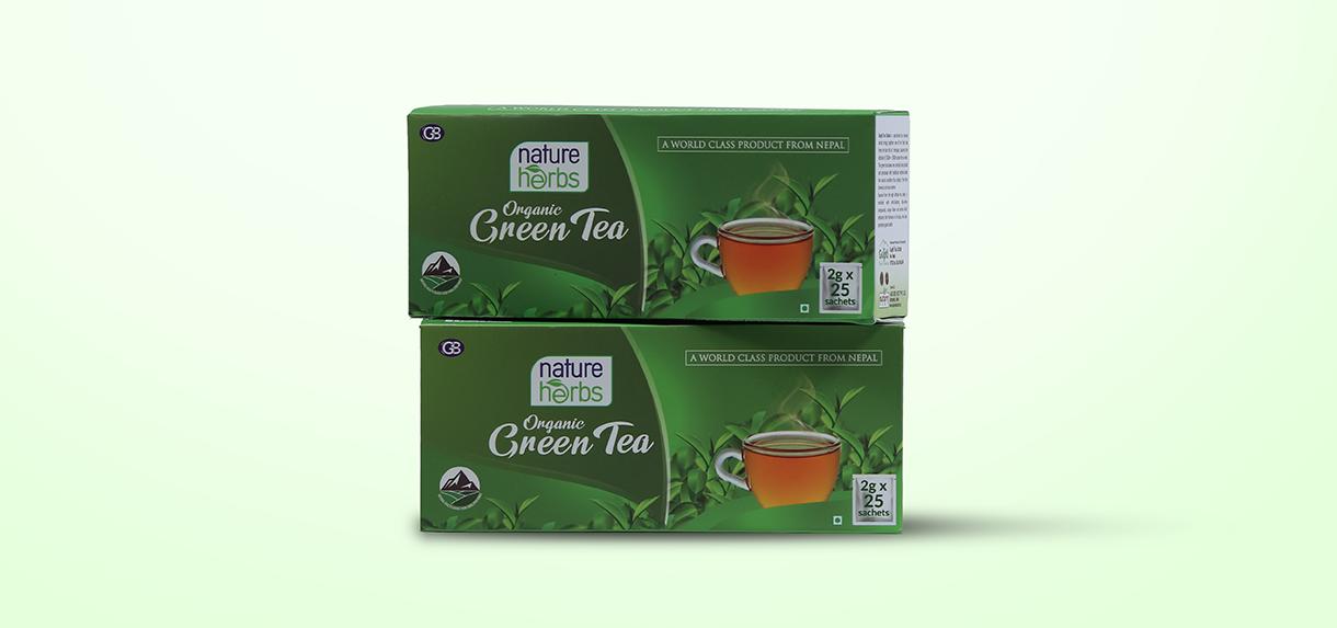 Organic Tea (25 bags)