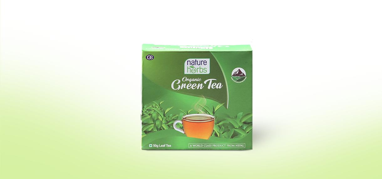 Organic Leaf Tea(50 grams)