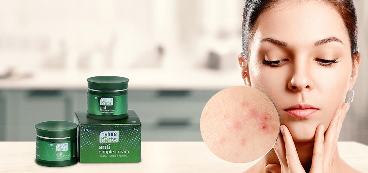 Anti Pimple Cream(50GM)