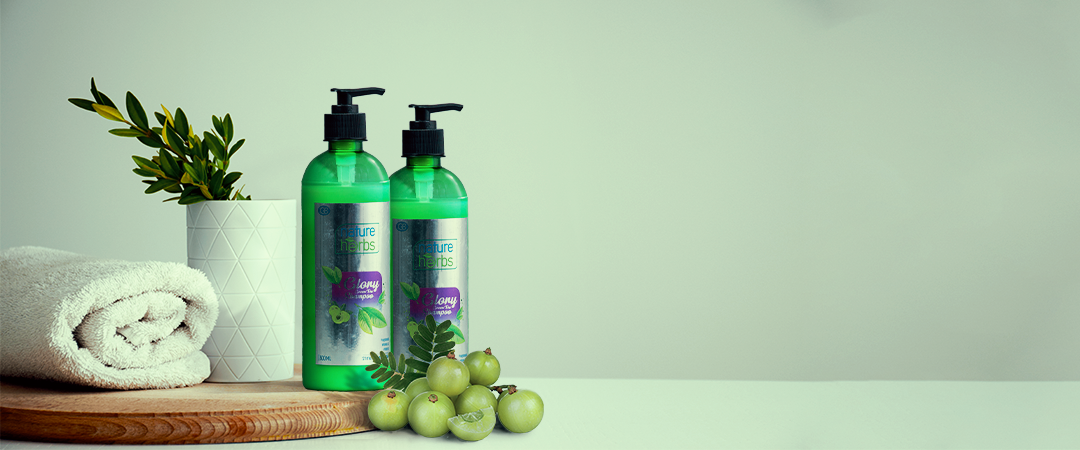 Glory Green tea Shampoo