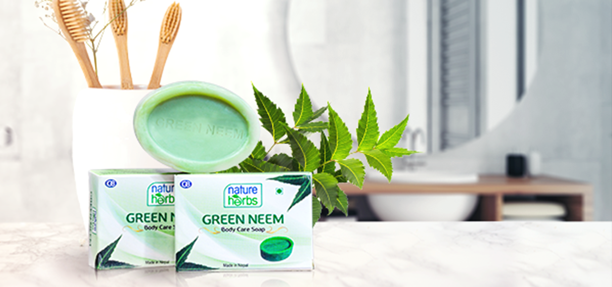 Green Neem Soap