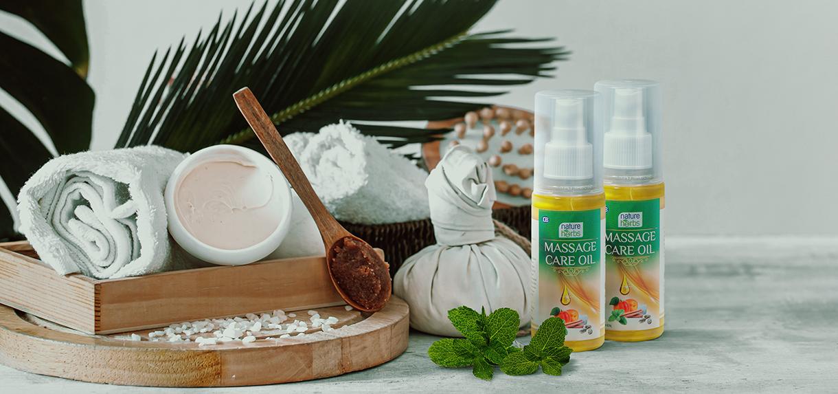 Massage Care Oil