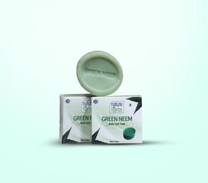 Green Neem Soap
