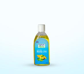 Refreshing Hair Oil